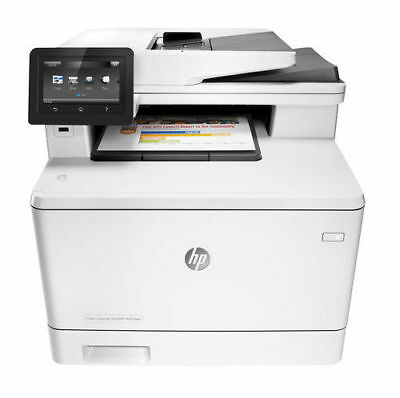 HP Laserjet Pro M477fdw Wireless All-in-One Color Printer CF379A - Brand New