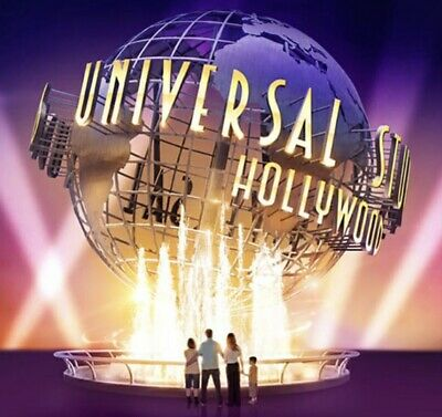 UNIVERSAL STUDIOS HOLLYWOOD 1 OR 2 DAY TICKETS PROMO SAVINGS TOOL DISCOUNT