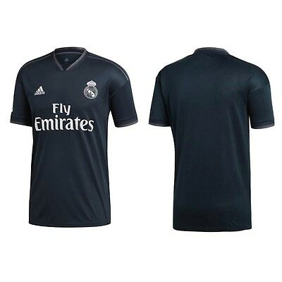 Real Madrid FC 201819 Away Jersey
