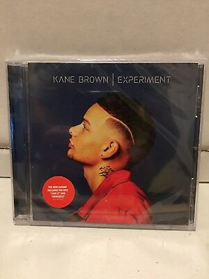 Kane Brown CD  Experiment
