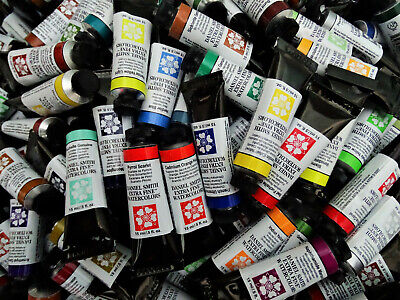 Daniel Smith Watercolors 15 ml 250 colors 10 off 50- flat rate shipping