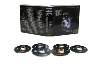 PRINCE - THE ARTIST GREATEST HITS IN CONCERT 1982-91- 6 CD BOX SET - ON SALE