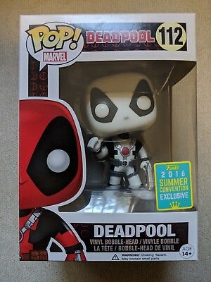 Funko POP Deadpool Thumb up 2016 Summer Convention Exclusive