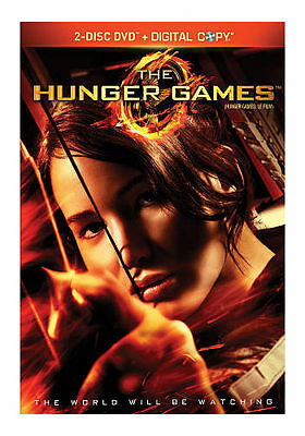 The Hunger Games DVD Standard Jennifer LawrenceDonald Sutherland