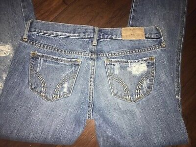 Hollister Co Women's Ripped Jeans Size 0