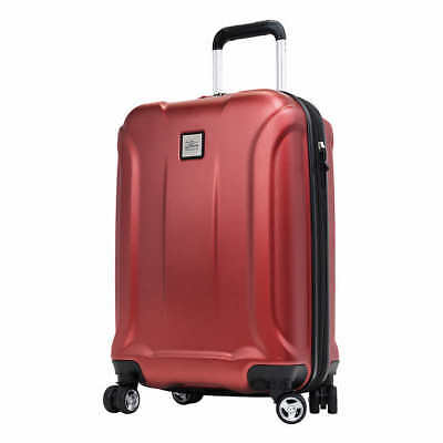NEW  Skyway LUGGAGE CO- EXPANDABLE SPINNER CARRY-ON