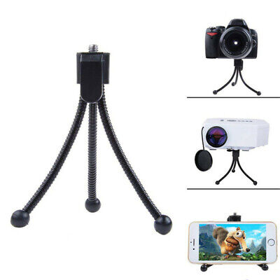 Universal Mini Projector Stand 14inch Tripod Mount Holder For Camera DLP LCD