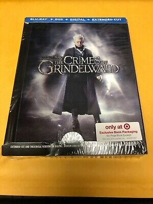 Fantastic Beasts The Crimes of Grindelwald Target Blu-ray - DVD -  Digital New