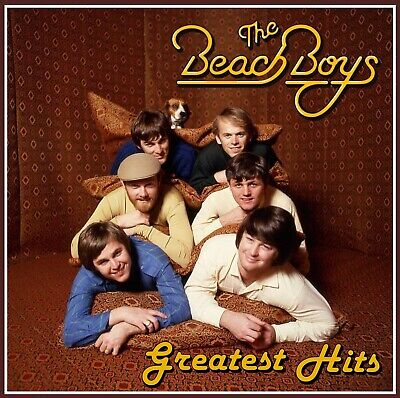 The Beach Boys - Greatest Hits 2-CD 60 Songs  2019 Compilation  Good Vibrations