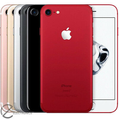 Apple iPhone 7 32GB 128GB 256GB Unlocked All Colors You Choose