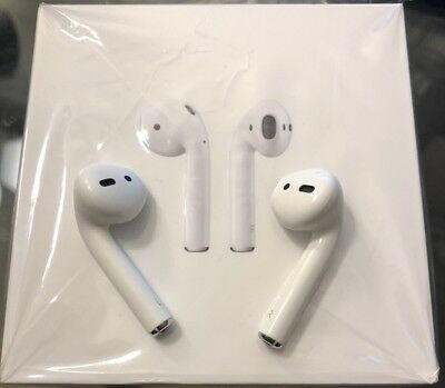 NEW Apple AirPods LEFT - RIGHT EAR BUDS ONLY from APPLE STORE  - Warranty APLIED
