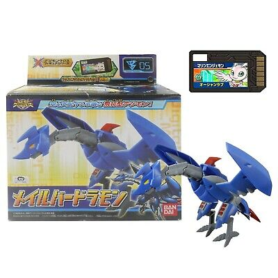 Digimon Xros Wars Figure Series 05 Mailbirdramon Digi-Fusion DigiMemory Japan