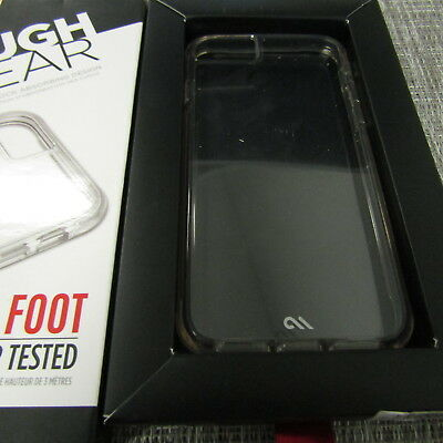 CASE MATE TOUGH CLEAR FOR APPLE IPHONE 6 6S 7 7S PLEASE READ 2890