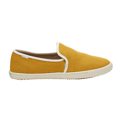 Toms CLEMENTE Womens Sunflower Canvas 10012390 Canvas Flats Shoes