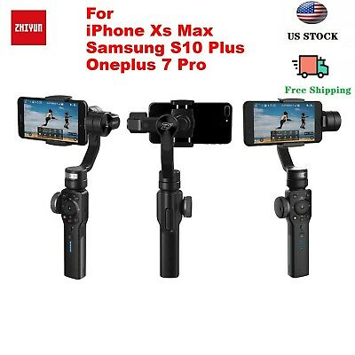 Zhiyun Smooth 4 3-Axis Handheld Gimbal Stabilizer for iPhone Andriod Smartphone
