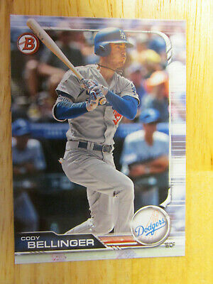 2019 Bowman Singles 2-100 You Pick-  Complete Your Set-