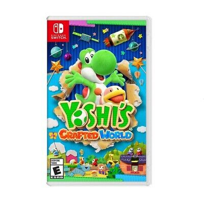 Yoshis Crafted World for Nintendo Switch