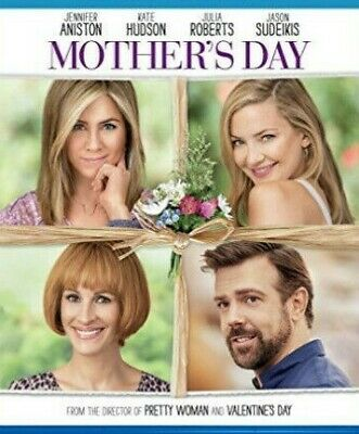 Mothers Day Blu-ray Disc 2016