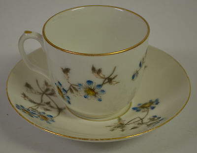Haviland Limoges C H Field CFH GDM cup with saucer