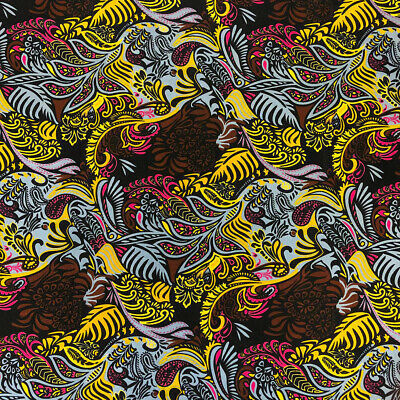African Print Fabric 100 Cotton 44 wide sold by the yard 90229-3