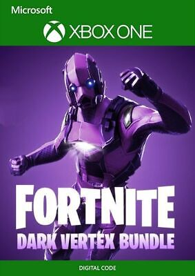 DARK VERTEX COSMETIC SET  FORTNITE BATTLE ROYALE XBOX ONE USA ONLY  FAST