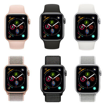 Brand New - Sealed iWatch Series 4 GPS 40mm44mm Space GraySilverGold