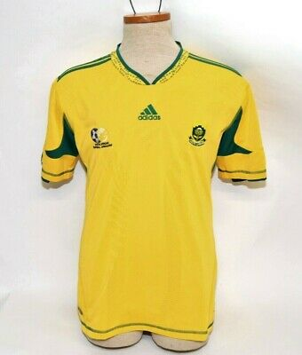 2010 World Cup adidas SOUTH AFRICA FOOTBALL Soccer Home Jersey M