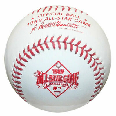 Rawlings 1989 All Star Game MLB Official Game Baseball Angels Boxed