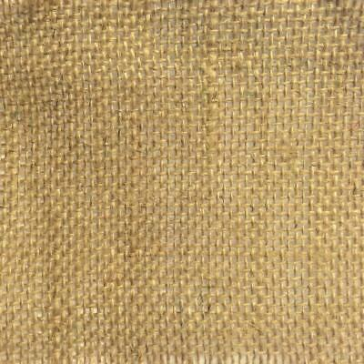 Burlap Fabric Natural 40 Wide 100 JUTE FIBERS - By The Yard