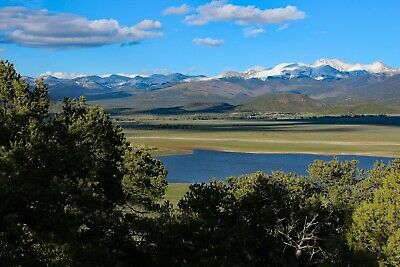 PROPERTY - INCREDIBLY BEAUTIFUL VIEWS ON WILD HORSE MESA SAN LUIS COLORADO