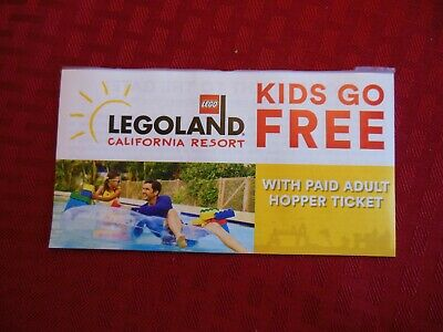 LEGOLANDKids go F- with paid Adult Hopper Ticket  Discount   2019