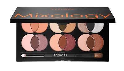 💯 Authentic - in Box SEPHORA Mixology Eyeshadow Palette - Sweet - Warm Shades