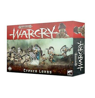 Cypher Lords Warcry Warhammer Age of Sigmar NEW PRESALE SHIPS 83
