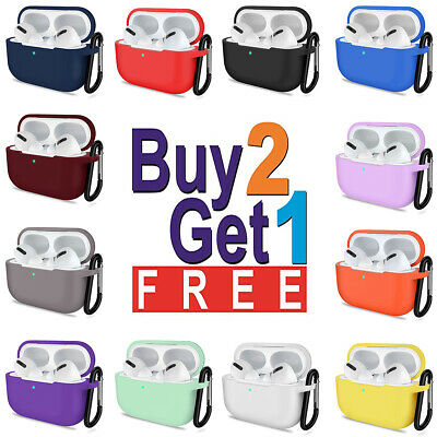 2019 AirPods Silicone Case Shockproof Thickening Protective Cover For AirPod 1-2