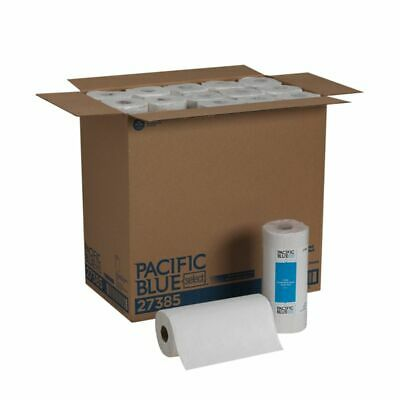 Pacific Blue Select by GP Pro 2-Ply Perforated Paper Towels 11 x 8-1316 Whi
