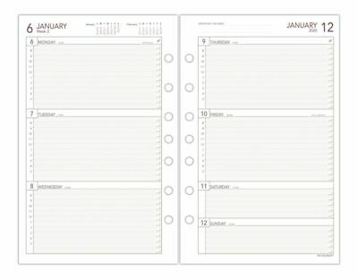 AT-A-GLANCE Day Runner Weekly Planner Refill 5-5 x 8-5 Jan-Dec 2020