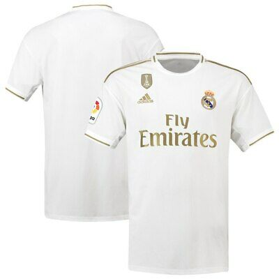 Real Madrid CF 201920 Home Jersey