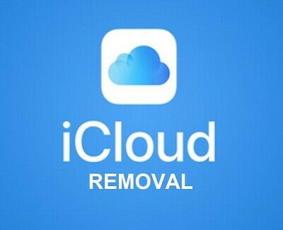 APPLE ICLOUD REMOVAL SERVICE 3-5 Days