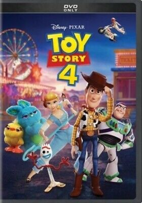 Toy Story 4 DVD BRAND NEW FACTORY SEALED - Ships 108 Authentic