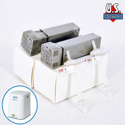 2set Replacement Filter Cartridge Kit Compatible SoClean2 CPAP Cleaner Sanitizer