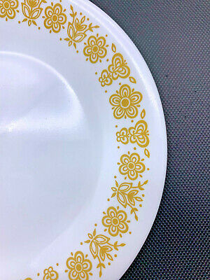 Corelle By Corning BUTTERFLY GOLD  CHOICE OF 1 PIECE  17-1418