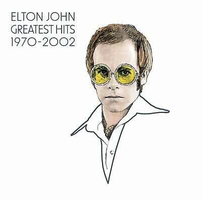 Elton John - Greatest Hits 1970-2002 2 CD
