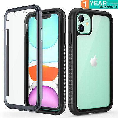 For Apple iPhone 11 Pro Max Case Life Shockproof Waterproof w Screen Protector