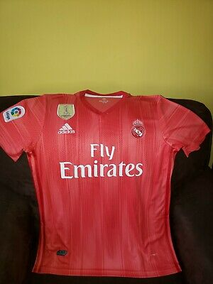 JERSEY Real Madrid pink