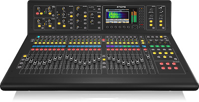 Midas M32 Digital Console for Live and Studio - Warranty