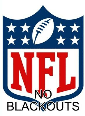 COMPARE TO NFL SUNDAY TICKET - BUT FREE - WITH NO BLACKOUTS GUARANTEED READ