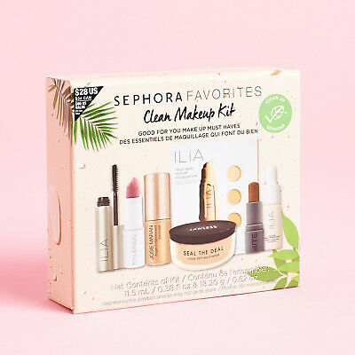 SEPHORA FAVORITES Clean Makeup Kit