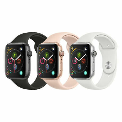 Apple Watch Series 4 40mm  GPS - Space Gray  Silver  Gold