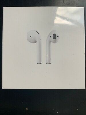 Apple AirPods 2nd Generation with Wireless Charging Case - White Read Info