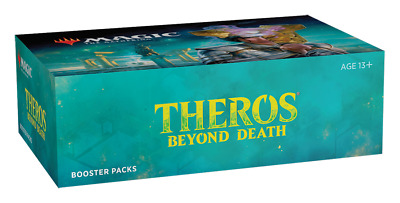 Theros Beyond Death Booster Box NEW - FACTORY SEALED MTG 2-3 DAY SHIPPING